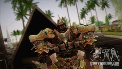 Гримлок v2 для GTA San Andreas третий скриншот