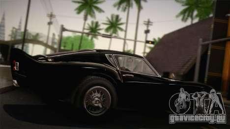 GTA 5 Stinger GT (IVF) для GTA San Andreas вид сзади слева
