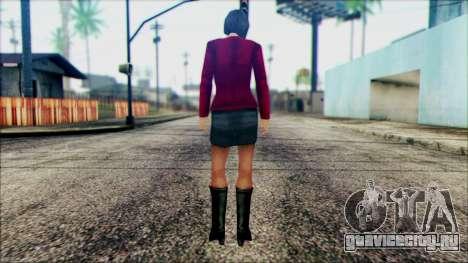 Manhunt Ped 10 для GTA San Andreas второй скриншот