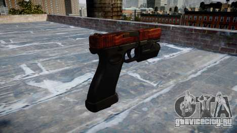 Пистолет Glock 20 bacon для GTA 4 второй скриншот