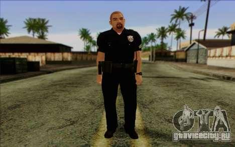 Полицейский (GTA 5) Skin 2 для GTA San Andreas