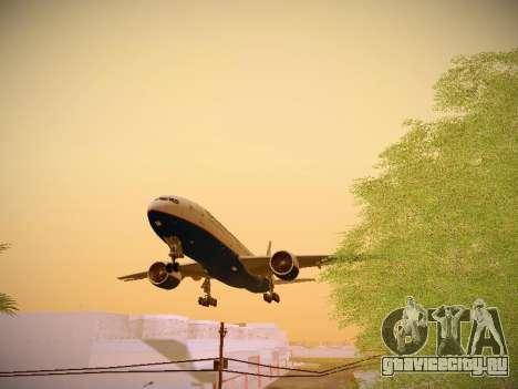 Boeing 777-2Q8ER Orenair Airlines для GTA San Andreas