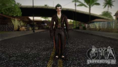 Joker From Batman: Arkham Origins для GTA San Andreas