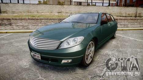 Benefactor Schafter Limousine для GTA 4