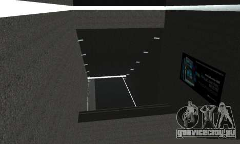 Новое метро в Сан-Фиерро для GTA San Andreas девятый скриншот