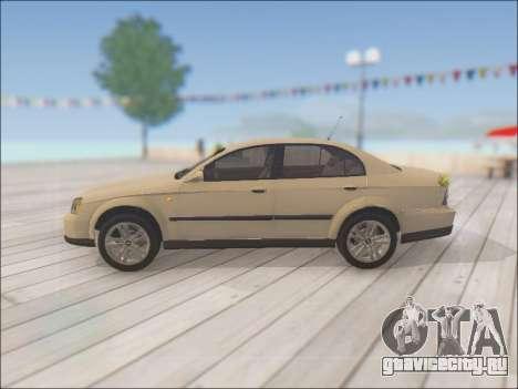Chevrolet Evanda для GTA San Andreas вид слева