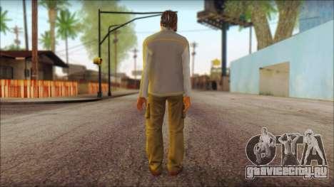 GTA 5 Ped 7 для GTA San Andreas второй скриншот
