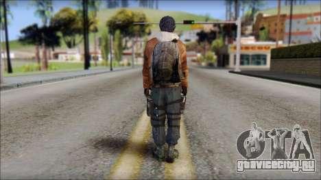 Division Skin для GTA San Andreas второй скриншот