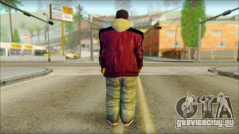 Plen Park Prims Skin 3 для GTA San Andreas второй скриншот
