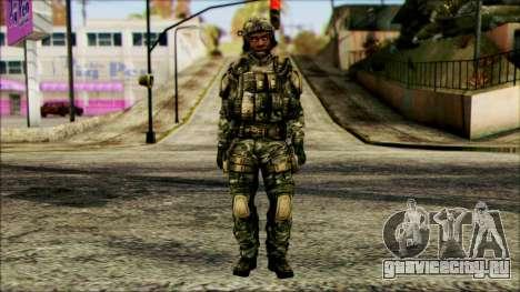 Боец (PLA) v6 для GTA San Andreas