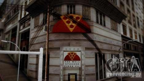 Graphic Unity v3 для GTA San Andreas шестой скриншот