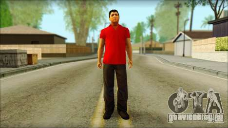 Michael from GTA 5	v3 для GTA San Andreas
