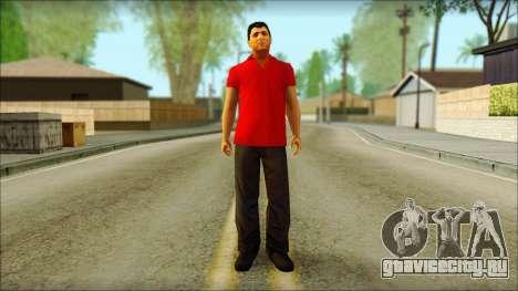 Michael from GTA 5v3 для GTA San Andreas