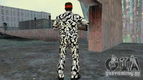 Camo Skin 05 для GTA Vice City четвёртый скриншот