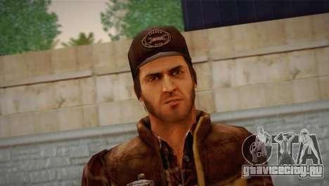 Travis Grady From Silent Hill: Origins для GTA San Andreas третий скриншот
