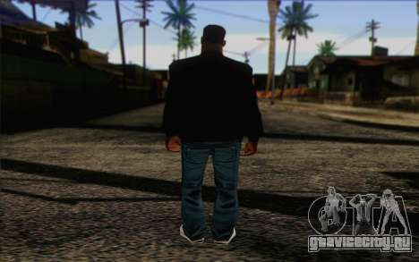 N.W.A Skin 2 для GTA San Andreas второй скриншот