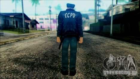 Manhunt Ped 3 для GTA San Andreas второй скриншот