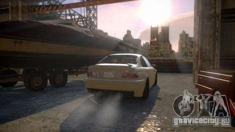 iCEnhancer 3.0 EFLC для GTA 4 седьмой скриншот
