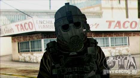 Солдат ВДВ (CoD: MW2) v2 для GTA San Andreas третий скриншот