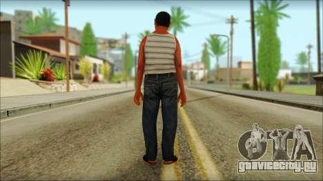 GTA 5 Ped 3 для GTA San Andreas второй скриншот