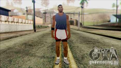 Wmyjg from Beta Version для GTA San Andreas