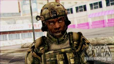 Боец (PLA) v6 для GTA San Andreas третий скриншот