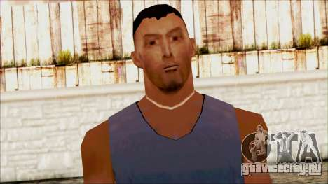 Wmyjg from Beta Version для GTA San Andreas третий скриншот