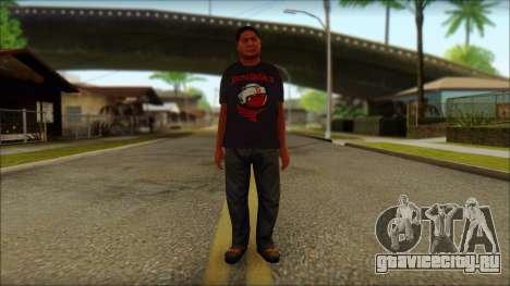 GTA 5 Ped 19 для GTA San Andreas