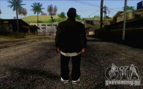 N.W.A Skin 3 для GTA San Andreas второй скриншот