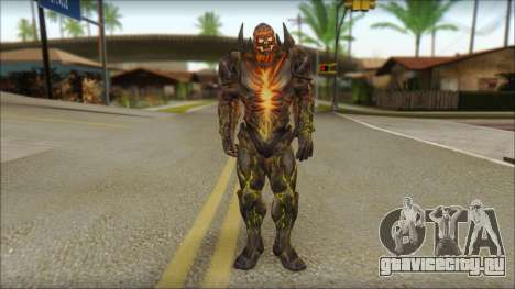 Dark Kahn from MK vs DC для GTA San Andreas