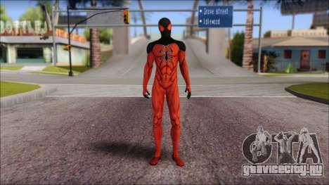Scarlet 2012 Spider Man для GTA San Andreas