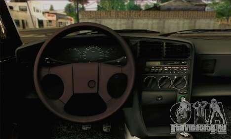 Volkswagen Passat B3 для GTA San Andreas вид справа