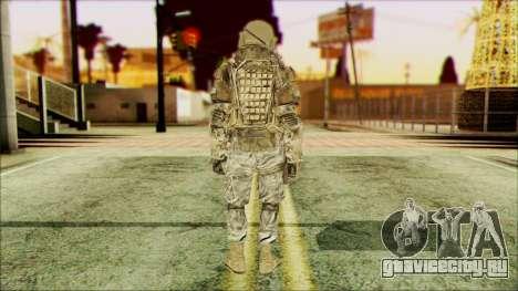 Рейнджер (CoD: MW2) v3 для GTA San Andreas второй скриншот