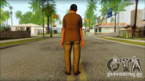 GTA 5 Ped 19 для GTA San Andreas второй скриншот