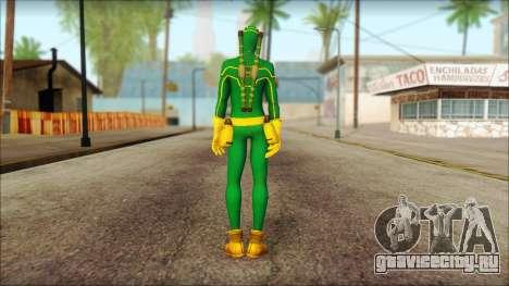 Kick Ass 2 Dave v1 для GTA San Andreas второй скриншот