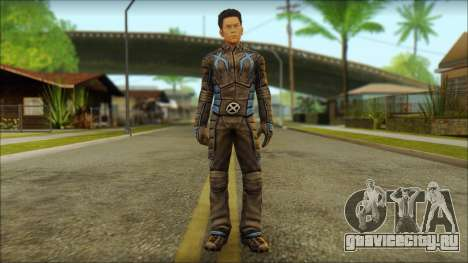 Iceman Standart v1 для GTA San Andreas