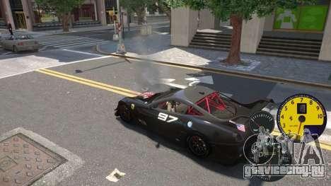 Датчики Машины для GTA 4 второй скриншот