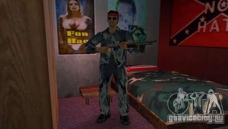 Camo Skin 06 для GTA Vice City второй скриншот