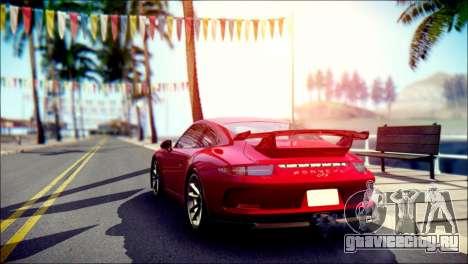 ENBSeries by STEPDUDE 2.0 (0.248) для GTA San Andreas третий скриншот
