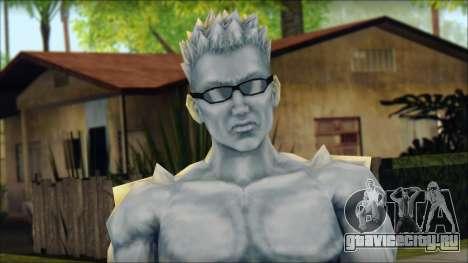 Iceman Comix для GTA San Andreas третий скриншот