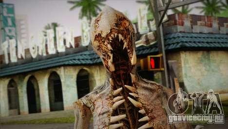 Монстр из игры Dead Spase 3 для GTA San Andreas третий скриншот
