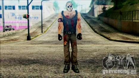 Manhunt Ped 12 для GTA San Andreas