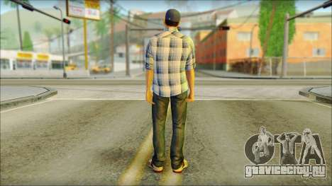 GTA 5 Jimmy Boston для GTA San Andreas второй скриншот