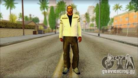 Си-Джей 2014 Skin v3 для GTA San Andreas