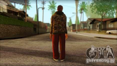 GTA 5 Ped 9 для GTA San Andreas второй скриншот