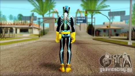 Kick Ass 2 Dave v4 для GTA San Andreas второй скриншот