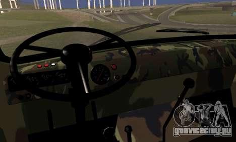 УАЗ 452 для GTA San Andreas вид сзади слева