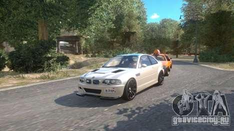 iCEnhancer 3.0 EFLC для GTA 4 третий скриншот