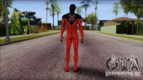 Scarlet 2012 Spider Man для GTA San Andreas второй скриншот