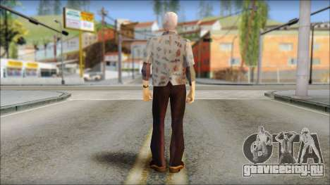 Doc from Back to the Future 1955 для GTA San Andreas